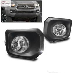 $enCountryForm.capitalKeyWord NZ - Car Fog Lights for TOYOTA TACOMA 2016 Clear Halogen bulb: H11-12V 55W Front Fog Lights Bumper Lamps Kit