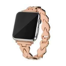 Необыкновенный нержавеющей стали Алмаз Apple Watch Band, стройный Алмаз Iwatch группа для женщин / мужчин, для покупок, Patry Торгово-промышленной палаты