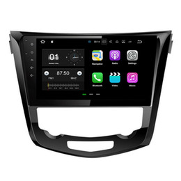 "China 10.1"" Android 7.1 Car Radio GPS Multimedia Head Unit Car DVD for Nissan QashQai X-Trail 2013-2015 With 2GB RAM Bluetooth Mirror-link suppliers"