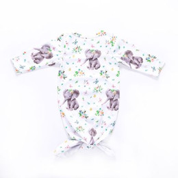 $enCountryForm.capitalKeyWord UK - baby floral elephant sleeping bag for photograph baby blanket gift mermaid shape wrap swaddle