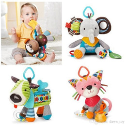 $enCountryForm.capitalKeyWord Australia - Infant Soft Appease Toys Baby Plush Mobile Toys Bed Lathe Crib Car Hanging Rattles Babies Stroller Toy Children's Christmas Gift