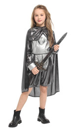 $enCountryForm.capitalKeyWord NZ - Shanghai Story Halloween Costumes for Girls girls knight costume Christmas Carnival Masquerade Children Cosplay Clothes Kids