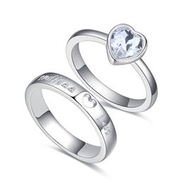 b1bdca679e4d4 Shop Swarovski Heart Ring UK | Swarovski Heart Ring free delivery to ...