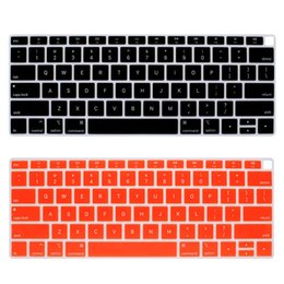 Macbook Packaging Australia - Laptop Colorful Silicone Keyboard Covers for New Macbook Air13.3 (A1932) Waterproof Dustproof with Package