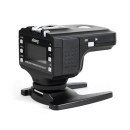 Wireless radio flash trigger online shopping - Oloong RT wireless remote flash trigger for LCD FSK GHZ Radio System