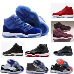 High Quality Space Jam 11s athletic shoes 11 gym bred win like 96 82 unc  man and woman sport sneakers 1a9d23c46