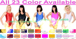 Army Women Costumes NZ - New 23 Color Lycra Spandex Short Suit Catsuit Costumes Sexy Bodysuit Sexy Women Short Body Suit Costumes Halloween Cosplay Costumes DH041