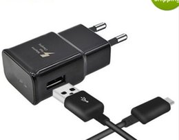 Chinese  HOT OEM Original Travel Wall Charger AAA+ 5V 2A 9V 1.67A Adaptive Fast Charging for Samsung S6 S7 S8 With the LOGO Made in Vietnam. manufacturers