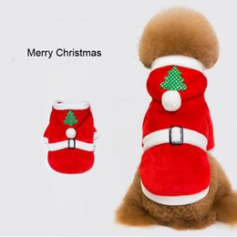 $enCountryForm.capitalKeyWord UK - Merry Christmas Dog Clothes Santa Costume Pet Dog Cat Clothes Chihuahua Coat Clothing Cute Pet Christmas Outfit for Small Dog Cat