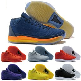 Kobe 13 A.D EP Basketball Shoes AD Mid Fearless Kobes xii Elite Sports KB  12s Elite Low Sports Trainers Sneakers shoes c15158e68
