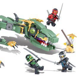 $enCountryForm.capitalKeyWord UK - Flying machine armor, dragon block, shadow, ninja, green Ninja machine, dragon.