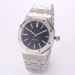 AAA роскошные мужские часы 42 мм полный ремешок из нержавеющей стали автоматические золотые часы световой наручные часы сапфир orologio di lusso 3atm водонепроницаемый