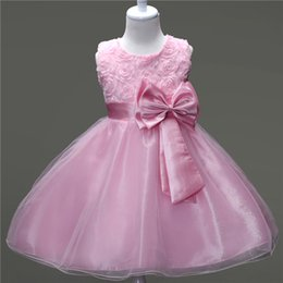 $enCountryForm.capitalKeyWord NZ - Flower Sequins Princess Dresses Toddler Girls Summer Halloween Party Girl tutu Dress Kids Dresses for Girls Clothes Wedding