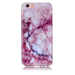 $enCountryForm.capitalKeyWord UK - For Iphone XR XS Max 6.1 6.5 X 8 7 6 6S Plus 5 5S SE 5C 4 4S Ipod Touch 5th 6th Bling Marble IMD TPU Soft Case Granite Phone Skin Cover