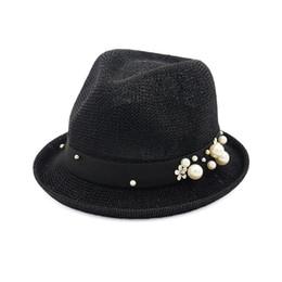 7 Foto Compra Online Cappello piatto jazz-MISSKY 2018 Cappello a visiera  piatta in paglia da donna c9f4caf47ad1