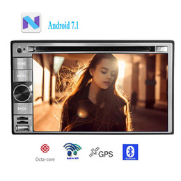 Mp4 Module online shopping - Android Octa Core Bluetooth GPS Module P Video player in Dash Car DVD Player FM AM Radio Receiver Phone Mirroring GPS