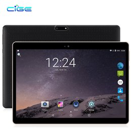 Ips Phone Call Australia - New 10.1 inch Original Design 3G Phone Call Android 7.0 Quad Core IPS pc Tablet WiFi 2G+16G 7 8 9 10 android tablet pc 2GB 16GB