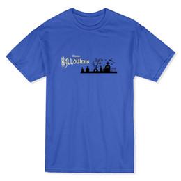 $enCountryForm.capitalKeyWord Canada - Happy Halloween R.I.P. Graveyard Men's Royal Blue T-shirt Brand T Shirt Men 2018 Fashion Tee Shirt for Men O-Neck Tops Male