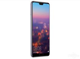 Pantalla curva P20 Pro 3 cámaras Android 8 P20pro 1GB 4GB Mostrar falso 4 + 128GB falso 4G LTE desbloqueado teléfono celular en venta
