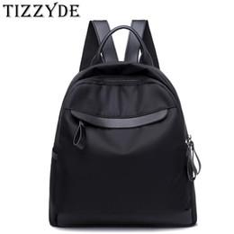 da7d22306efa 2018 New women bag oxford backpack Fashion versatile Korean trend backpack  College wind bag Leisure satchel TCL01