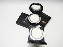 Discount skin touch makeup - YOUNIQUE POUDRE COMPACCTE Pressed Powder Touch 10colors Mineral Touch Cream Foundation makeup 13g with free shipping.