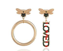 Neue Luxusmarke Designer Ohrstecker Buchstaben Ohrstecker Ohrring Schmuck Zubehör für Frauen Hochzeitsgeschenk Freies Verschiffen 5464 im Angebot