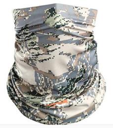 2018 Sitka Jagd Männer Core Neck Gamasche Camouflage .Leicht und ultra-atmungsaktive Männer Wrap Schals One Size