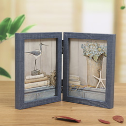 $enCountryForm.capitalKeyWord Canada - 1PC Wooden Photo Frame For Pictures Simple Japan Style Photo Frame For Family Picture Folding Picture Frame marcos para fotos