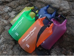 $enCountryForm.capitalKeyWord Canada - Portable 2L 10L 30L PVC Waterproof Storage Dry Bag Outdoor Sport Swimming Rafting Kayaking Sailing Bag High Strength From Factory
