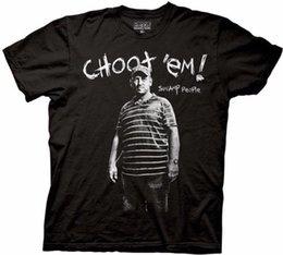Show Shirt NZ - Adult Men's Swamp People Reality Show Troy Landry Choot 'Em! Black T-Shirt Tee Sleeve Harajuku Tops