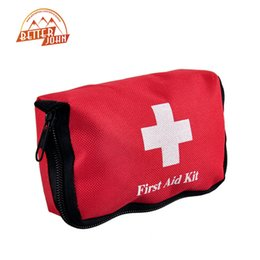 Discount car emergency bag - 2017 New Hot Selling Travel Sports bicycle Home Medical Bag Outdoor Car Emergency Survival MiniKit Portable Gear