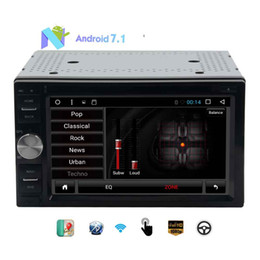 4g mp4 player touch screen online shopping - 4G Dongle Dash Head Unit Double Din GPS Android Octa Core Car Stereo car DVD CD Player WIFI Bluetooth Radio Steering