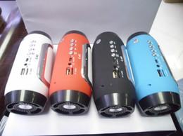 $enCountryForm.capitalKeyWord Australia - C-65 Wireless Bluetooth Speaker Portable Stereo Pill Pulse Speaker Build in Handsfree Mic FM TF Card Dual Loudspeaker Phone Call dhl free
