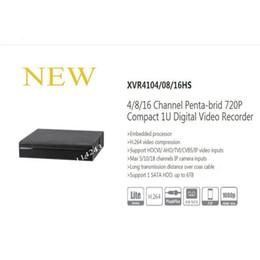 16 dvr recorders 2019 - DAHUA 4 8 16 Channel Penta-brid 720P Compact 1U Digital Video Recorder Without Logo XVR4104HS XVR4108HS XVR4116HS