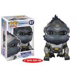 Best Gift For Xmas Australia - Best gift New arrival Funko Pop Gorilla model Vinyl Action Figure With Box 639 Gift Toy for kids xmas Good Quality