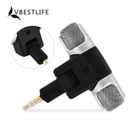 $enCountryForm.capitalKeyWord NZ - Wholesale-VBESTLIFE Mini 3.5mm Gold-plating Plug Jack Microphone Stereo Mic Universal For Recording PC Laptop MD Camera Microphone