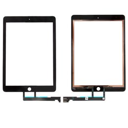free pro 2019 - For iPad Pro 9.7 A1673 A1674 A1675 Replacement Touch Screen Digitizer 9.7-inch Black White Free Shipping cheap free pro