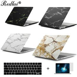 macbook marble 2019 - Redlai Marble Texture Hard Case For Macbook Air Pro Retina 13 15