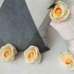$enCountryForm.capitalKeyWord NZ - 30pcs lot Cheap Foam Artificial Rose Flowers Head For Wedding or Valentine day Dec DIY Decorative Rose Scrapbooking Craft Flores