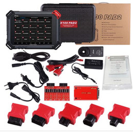 Honda Pro Australia - Hot Original Xtool X100 PAD2 Pro Wifi & Bluetooth with VW 4th 5th X100 PAD 2 Pro with Special function better than X100 Pad