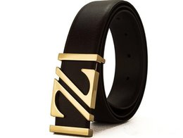 $enCountryForm.capitalKeyWord UK - 2018 New Style Cowhide Belts Z Designer Genuine Leather Waistband Belt High Quality Men Business Belts Girdle Famous Lady Casual Belt Strap