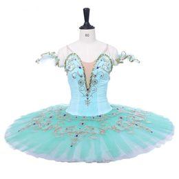 $enCountryForm.capitalKeyWord UK - Adult Mint Green Professional Ballet Tutu Women Skirt Pale Green Nutcracker Classical Ballet Tutus Dress Dance Ballerina Costumes For Female