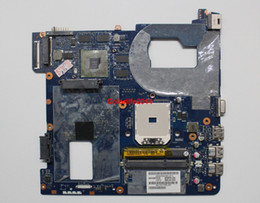 Discount laptop motherboard samsung for Samsung NP355C4C NP355V5C BA59-03401A QMLE4 LA-8863P 216-0833000 Laptop Motherboard Mainboard Tested