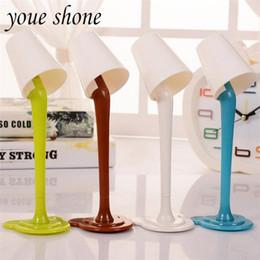 $enCountryForm.capitalKeyWord Australia - 1PCS personalized pen Creative Lamp Night Light Dual Purpose Plastic BallPoint Pens cute funny Stationery 0.7mm teacher present