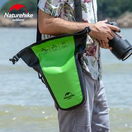 orange photography 2018 - Naturehike Full Waterproof Camera Bag Dry Bag for DSLR Camera Shoulder Case for Sepside Photography discount orange phot