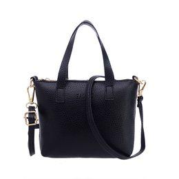 Wholesale Luxury Designer Handbags Australia - Fashion Women s handbags  Shoulder PU Leather luxury handbags women bags 1e609933fecb8