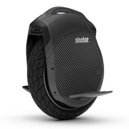 Ninebot один самокат Unicycle Z10 электрический с самокатами собственной личности ручки 1800w 60V вагонетки балансируя 45KM/H с Bluetooth умным APP