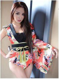 japanese geishas 2018 - Japanese kimono traditional girls Geisha girl cosplay sexy bathhouse womens females suits cosplay sexy nightclub cos Cos