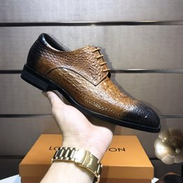 Quality In Beautiful Crocodile Men Dress Shoes With Metal Tips Prom 11 Big Size Snakeskin Purple Italy 47 Wedding Deluxe Alligator Snake Skin Italian Superior