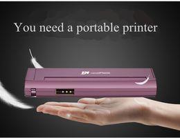 Impressora térmica de papel A4 Impressora térmica mini transferência térmica sem necessidade de cartuchos de tinta interface USB em Promoção
